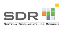 S'ha de demanar a través del Sistema Documental de Residus (SDR)